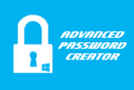 Advanced Password Creator