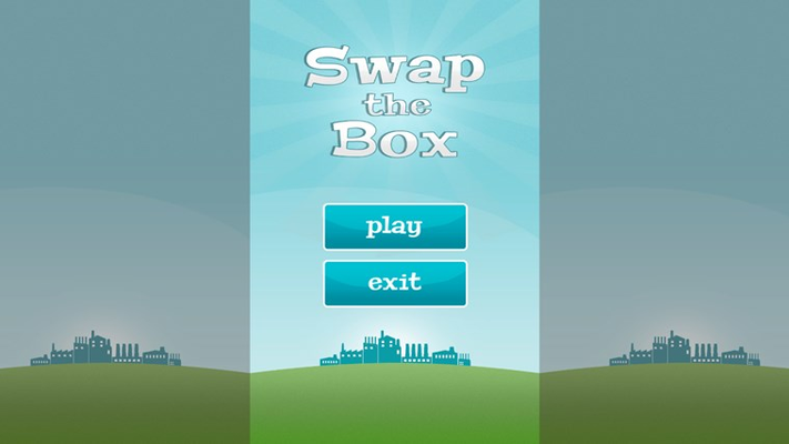 Swap The Box for Windows 8