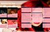 Rihanna - Fan App Videos and Tweets Screen