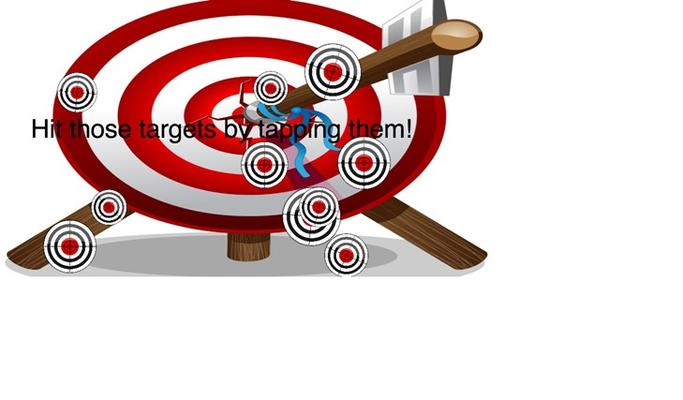 Tap the Target Screenshot