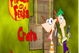 Phineas and Ferb's Crate Adventure