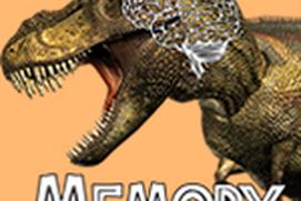 Dinosaur Memory Game for kids