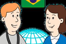 Русско-бразильский разговорник