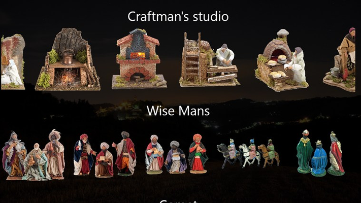 Craftman's studios and Wise Mans