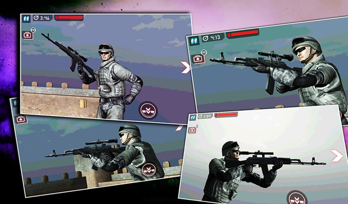 Sniper 3D Assassin: Free Game for Windows 8