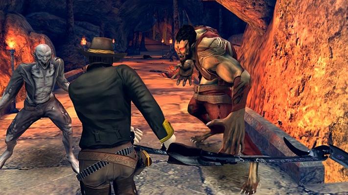 ★ Fight bandits ★ and supernatural foes