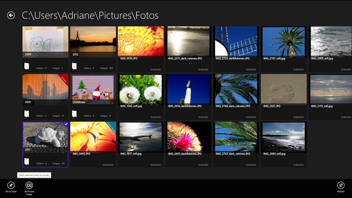 PhotosPlus for Windows 8