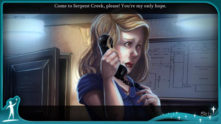 9 Clues: The Secret of Serpent Creek for Windows 8
