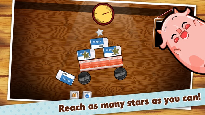 Reach as many stars as you can