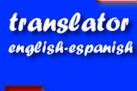 Translator English-Spanish