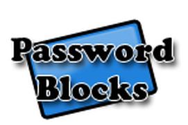 Password Blocks