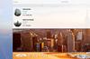 NYC Walk app navigation