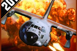 Airstrike Gunship Battle