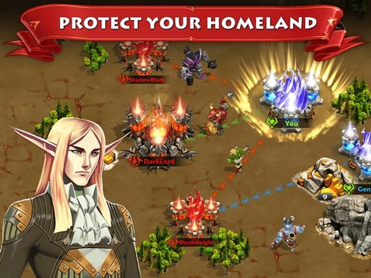 Storm of Wars - Sacred Homeland for Windows 8