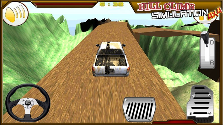 Hill Climb Simulation 4x4 for Windows 8