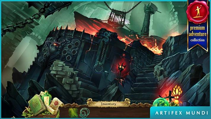 Grim Legends 2: Song Of The Dark Swan (Full) for Windows 8