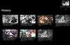 Watch recently played shows