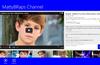Like, dislike or select full screen mode on application bar