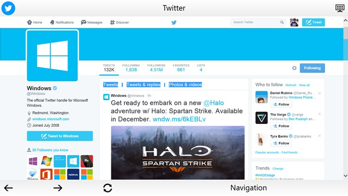 Twitter - Social App Suite