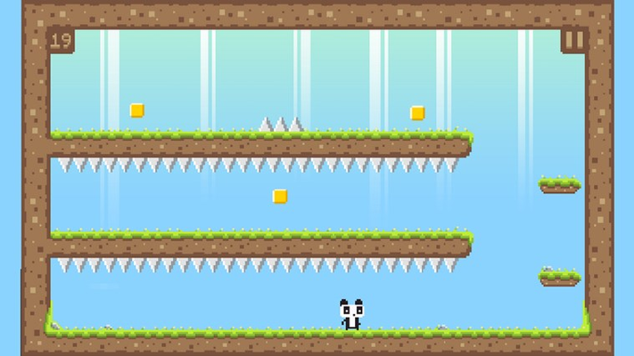 Panda Love - Game screen (level 15)