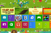 LIVE Tile Clock Free - Win8 for Windows 8
