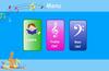 Main Screen of the App .