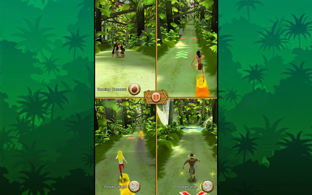 Tarzan Unleashed for Windows 8