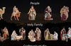 People and Holy Family part 2