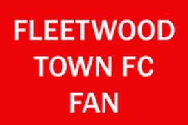Fleetwood Town FC Fan