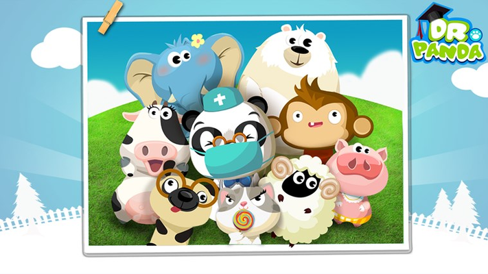 Dr. Panda's Hospital for Windows 8
