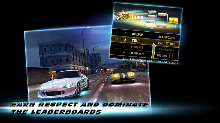 Fast & Furious 6: The Game for Windows 8