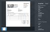 View document properties and custom properties.