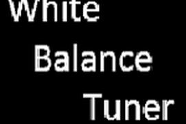 WhiteBalanceTuner