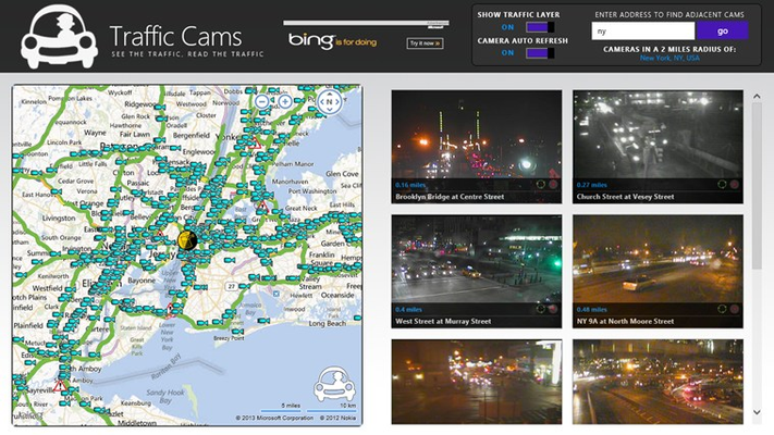 Individual Camera Image Share functionality by clicking Share icon available on each Cam