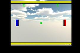 AR Pong 3D