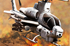 Helicopter Pilot Air Attack - Battlefield Gunship