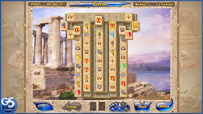Find Mahjongg Artifacts at the very top!