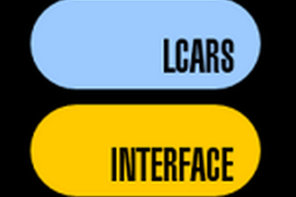 LCARS Interface