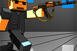Block Craft Shooter