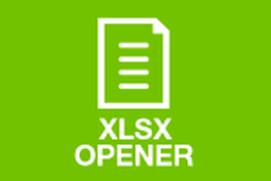 XLSX Viewer Free