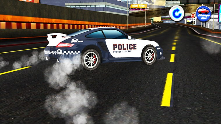 High Speed Car Simulation