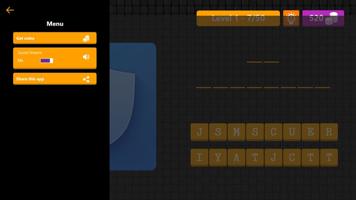 Apps Logo Quiz for Windows 8