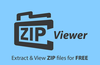 Here to help in a jiffy - Crafty Zip Viewer is completely free!