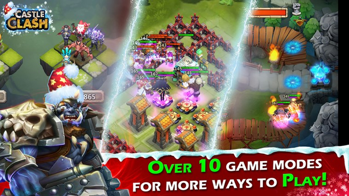 OVER 10 GAME MODES FOR MORE WAYS TO PLAY!