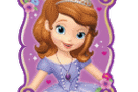 Sofia the First Dominoes