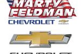 Marty Feldman Chevrolet