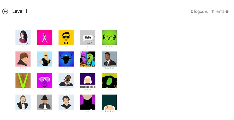 Guess The Celeb Quiz for Windows 8