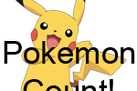 Pokemon Count