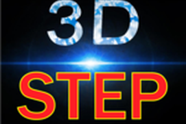 Afanche 3D STEP Viewer Pro