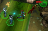 Intense tactical combat